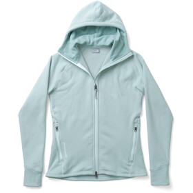 Houdini Power Houdi Jacket Women, go green